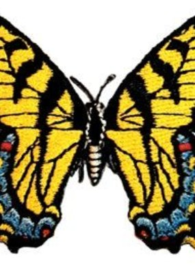 C & D Visionary Patch Swallowtail Butterfly