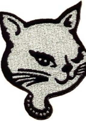 C & D Visionary Patch Cat Head