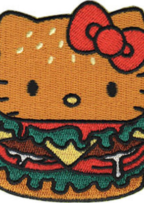 C & D Visionary Patch Hello Kitty Burger