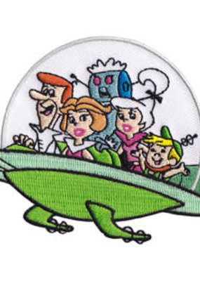 C & D Visionary Patch The Jetson's Family Ship