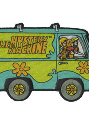 C & D Visionary Patch Scooby Doo Mystery Machine