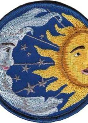 C & D Visionary Patch Sun Moon Stars