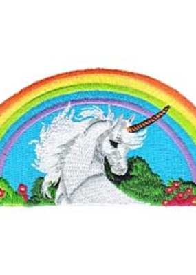 C & D Visionary Patch Rainbow Unicorn