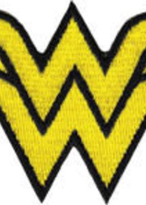 C & D Visionary Patch Wonder Woman Logo