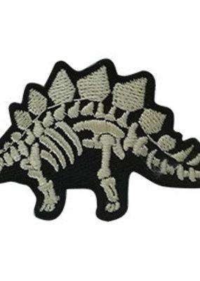 C & D Visionary Patch X-Ray Stegosaurus