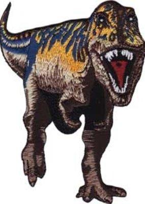 C & D Visionary Patch T-Rex