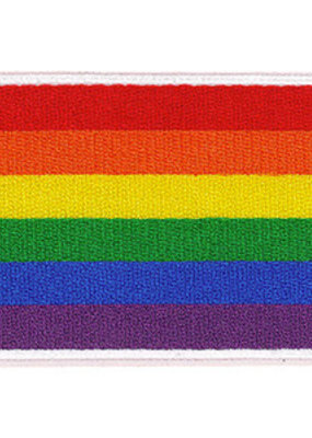 C & D Visionary Patch LGBTQ Flag