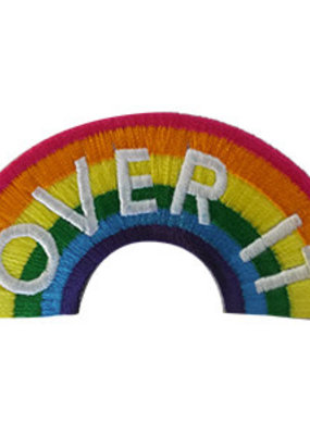 C & D Visionary Patch Rainbow Over It