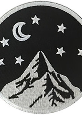 C & D Visionary Patch Moon and Stars