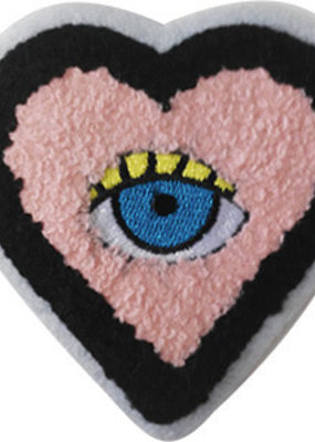 C & D Visionary Patch Heart Eye