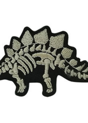 C & D Visionary Patch X-ray Stegosaurus