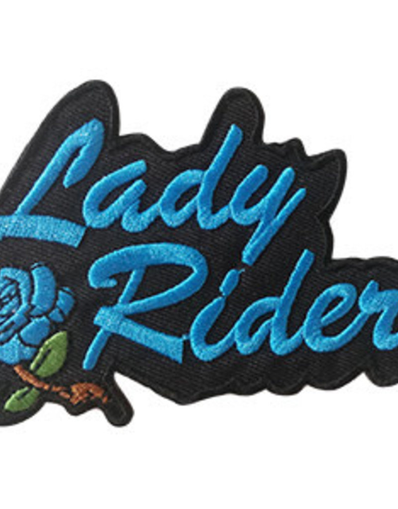 C & D Visionary Patch Lady Rider