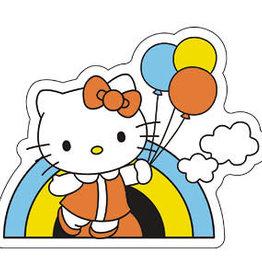 C & D Visionary Sticker Hello Kitty