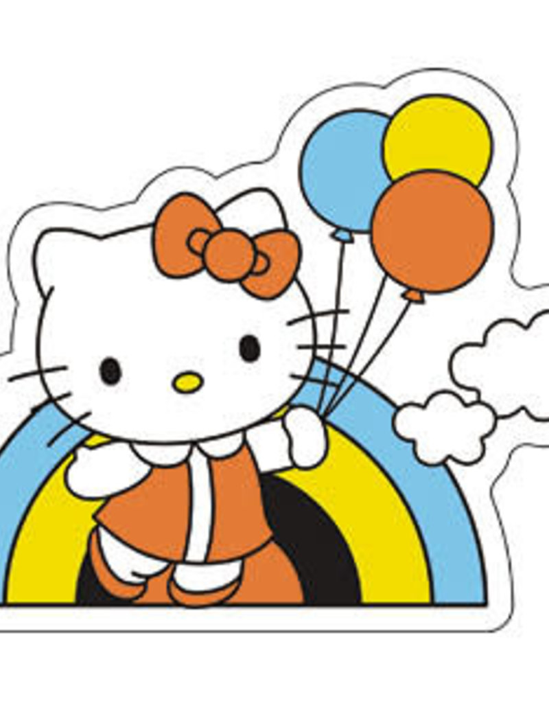 C & D Visionary Sticker Hello Kitty