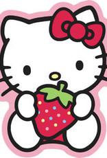C & D Visionary Sticker Hello Kitty Strawberry