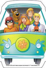 C & D Visionary Sticker Scooby Doo