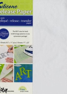 C&T Publishing Transfer Release Paper 12 Sheets