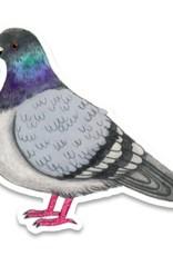 Cactus Club Sticker Pigeon