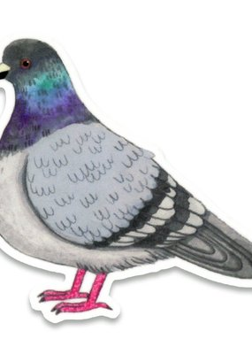 Cactus Club Sticker Pigeon