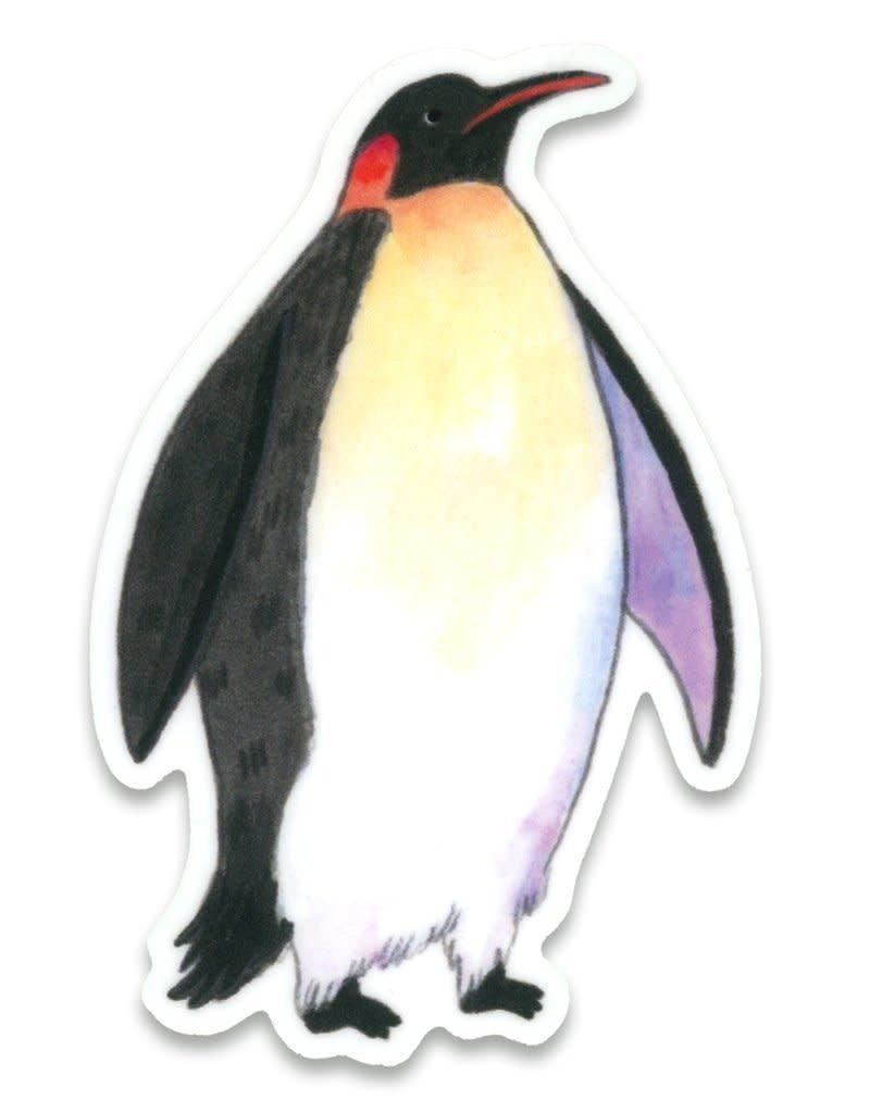 Cactus Club Sticker Penguin
