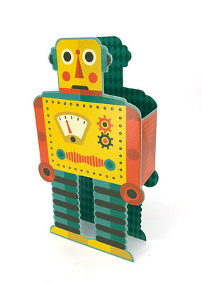 Notes & Queries Card Robot
