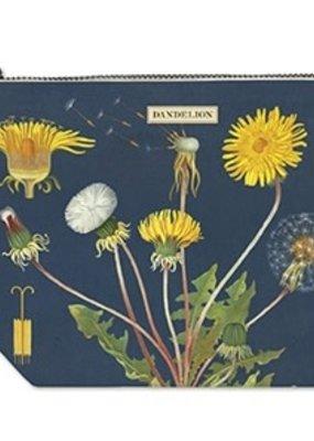 Cavallini Papers & Co. Pencil Pouch Dandelion