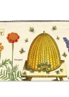 Cavallini Mini Pencil Pouch Bee