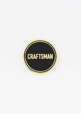 City of Industry Enamel Pin Craftsman