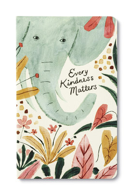Compendium Inc. Softcover Notebook Every Kindness Matters