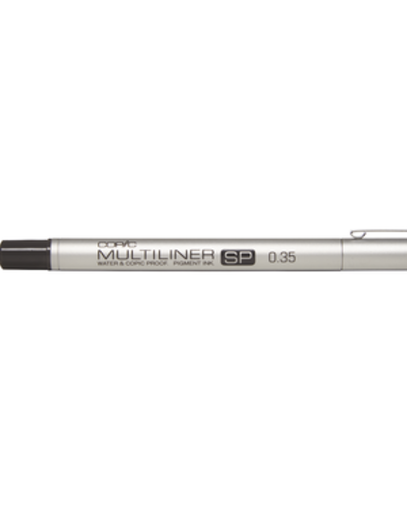 Copic Copic Multiliner SP Pens Black