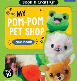 Klutz My Pom-Pom Pet Shop
