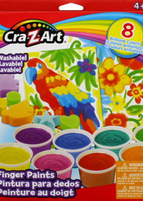Cra-Z-Art Finger Paint Kit