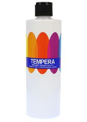 Pro Art Pro Art Tempera Liquid Paint 16oz White