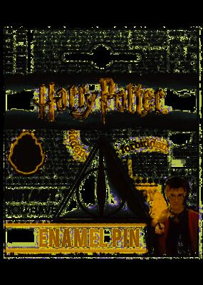 Ata-Boy Enamel Pin Harry Potter Deathly Hallows