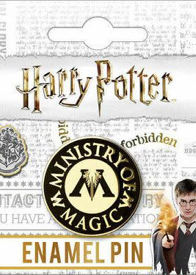 Ata-Boy Enamel Pin Harry Potter Ministry of Magic