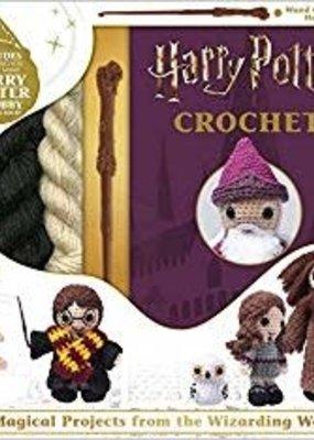 Simon & Schuster Harry Potter Crochet Kit