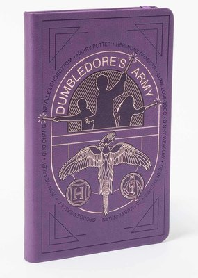 Simon & Schuster Journal Harry Potter Dumbledore's Army