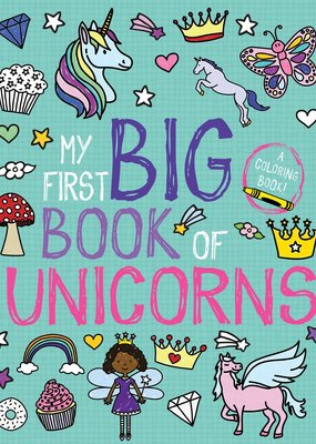 Simon & Schuster My First Big Book of Unicorns