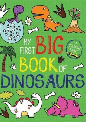 Simon & Schuster My First Big Book of Dinosaurs