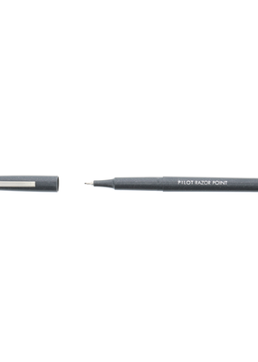 Pilot Pilot Razor Point Pen Black