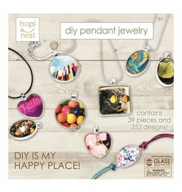 hapi nest DIY Pendant Jewelry