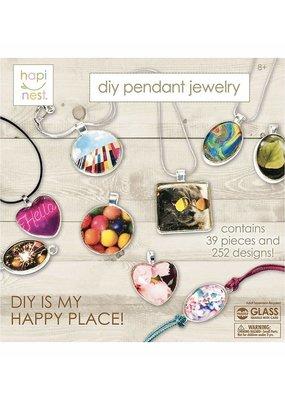 hapi nest DIY Pendant Jewelry