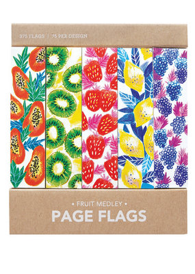 Girl of All Work Page Flags Fruit Medley