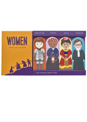 Girl of All Work Page Flags Women Trailblazers