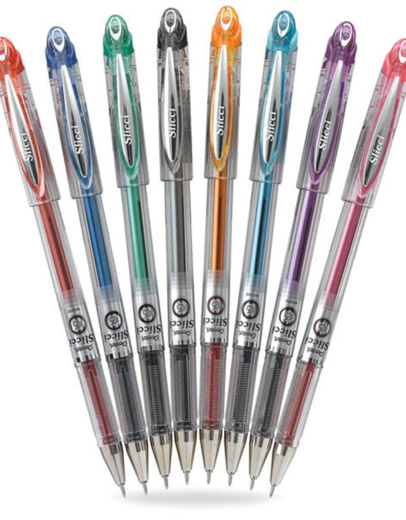 Pentel Pentel Slicci Gel Pens .25mm