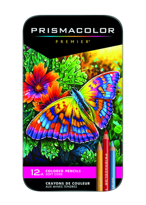 Prismacolor Prismacolor Premier Colored Pencils 12 Color Set