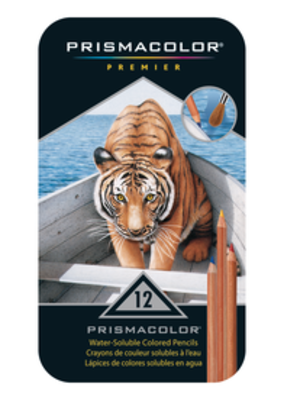 Prismacolor Prismacolor Watercolor Pencils 12 Color Set