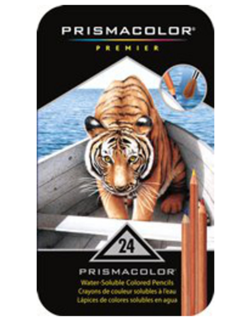 Prismacolor Prismacolor Watercolor Pencils 24 Color Set