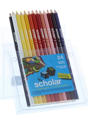 Prismacolor Prismacolor Scholar Colored Pencils 24 Color Set