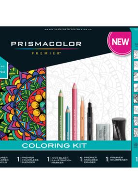 Prismacolor Prisma Adult Coloring Kit